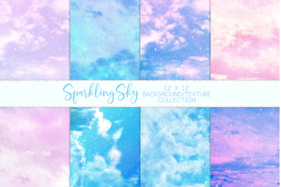 Sparkling Sky TextureGraphic Texture