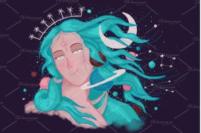 Space fairy