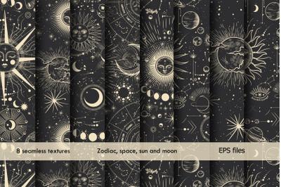 Space pattern set
