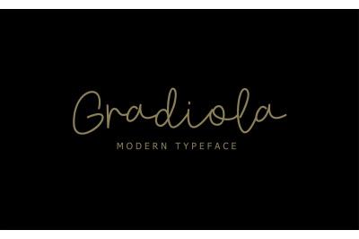 Gradiola Signature