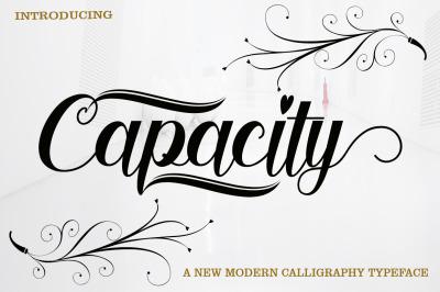 Capacity + Ornament