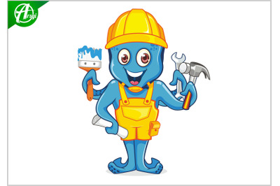 Squid builder