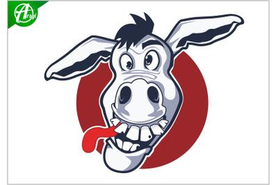 Head Donkey locoo
