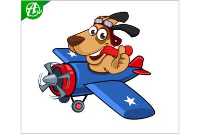 Dog pilot