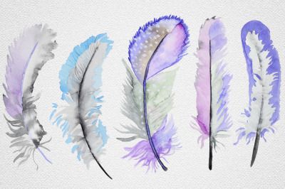 Feather set10