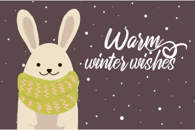 Warm winter wishes
