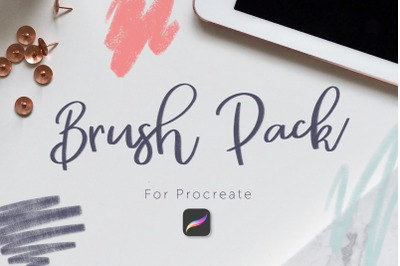 Brush Pack | for Procreate