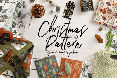 Christmas Pattern Vol.1