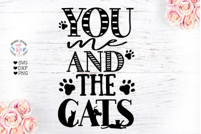You Me and the Cats - Pet Cut File