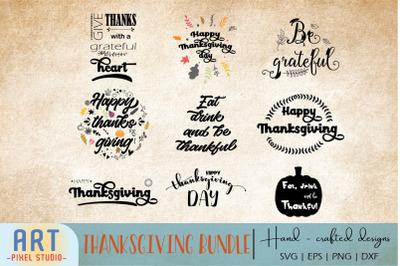 Thanksgiving SVG, Fall SVG, Grateful SVG