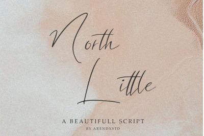 North Litte Signature