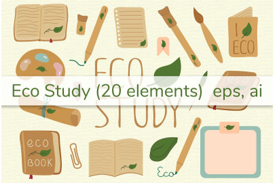Eco study (20 vector elements)