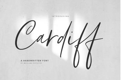 Cardiff Typeface
