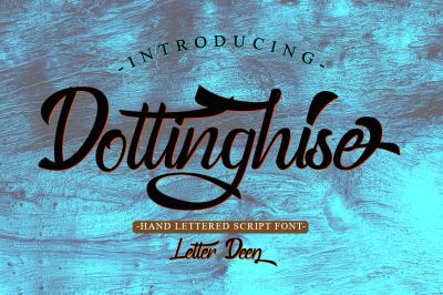 Dottinghise Font