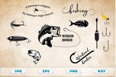 Download Svg Fishing