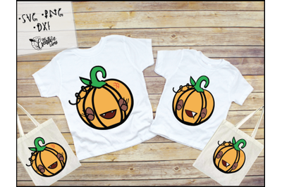 Silly Pumpkin Monsters