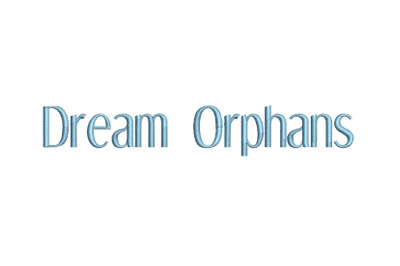 Dream Orphans 15 sizes embroidery font (RLA)