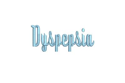 Dyspepsia 15 sizes embroidery font (RLA)
