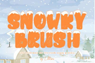Snowkybrush