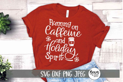 Caffeine and Holiday Spirit