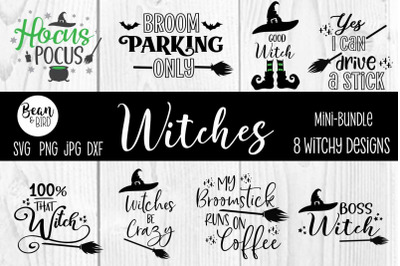 Witches Bundle Halloween