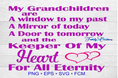 My Grandchildren