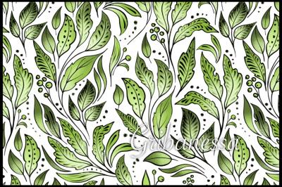Green pattern 2