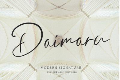 Daimaru Modern Signature