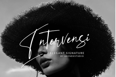 Intervensi Elegant Signature