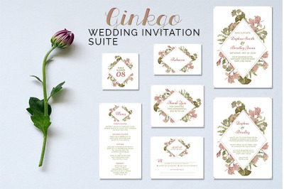 Ginkgo Wedding Suite