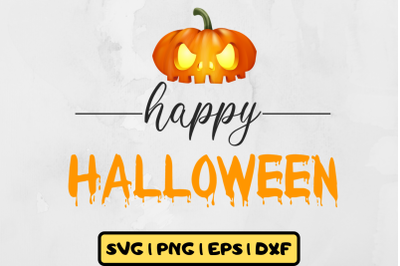 Happy halloween &2F; Halloween svg &2F; Halloween vector