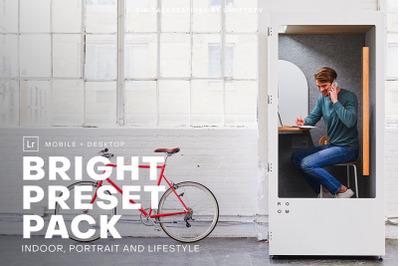 Bright Lightroom Presets v1