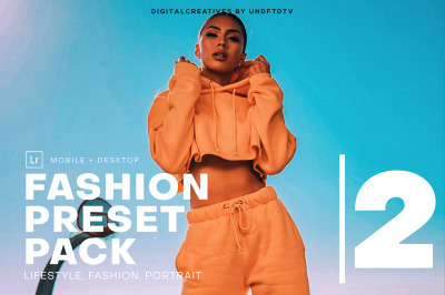 DC Fashion Lightroom Presets v2