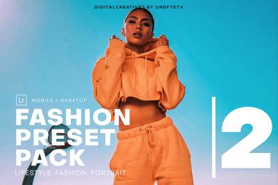 DC Fashion Lightroom Presets v2