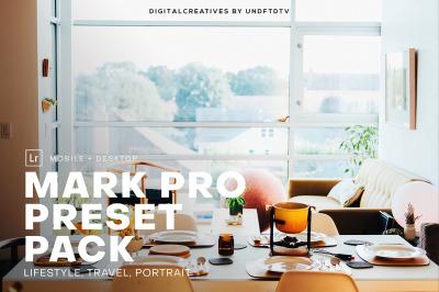 Mark Pro Lightroom Preset Pack
