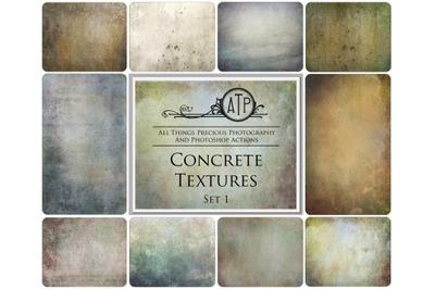 10 CONCRETE TEXTURES - Set 1
