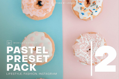 DC Pastel Lightroom Preset Pack 2
