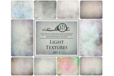 10 LIGHT TEXTURES - Set 3