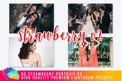 DC Strawberry Lightroom Preset v2