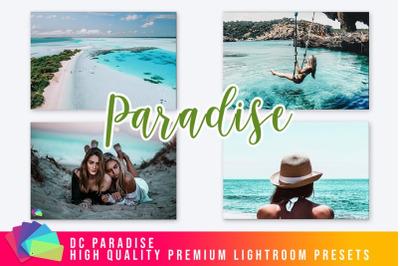 Paradise Lightroom Presets V1