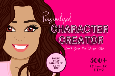 The Personalised Character Creator