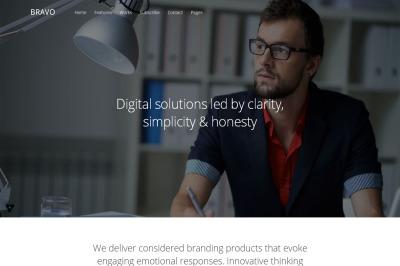 Bravo - Multipurpose HTML Template