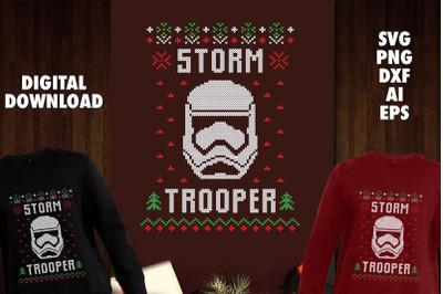 Stormtrooper Helmet Transparent SVG
