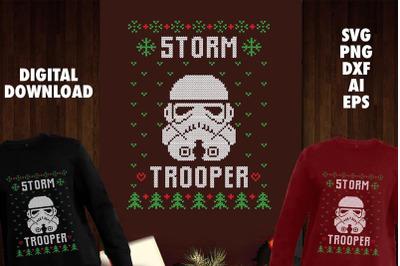 Stormtrooper Transparent SVG