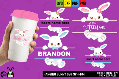 Bunny svg, Easter SVG, Cute Bunny Svg, Bunny Face SPH-164