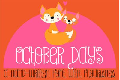 PN October Days