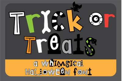 PN Trick or Treats