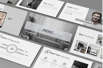 Indec Keynote Presentation