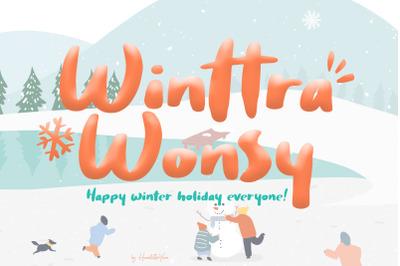 Winttra Wonsy
