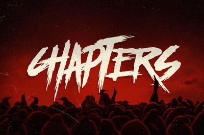 Chapters - Horror Font